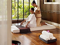 Massage Thai, massage thaïlandais (Nuad Bo Rarn)
